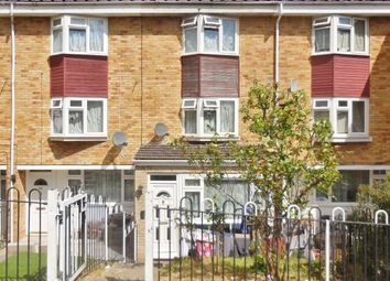 Thumbnail 4 bed terraced house for sale in Round Wood, Llanedeyrn, Cardiff