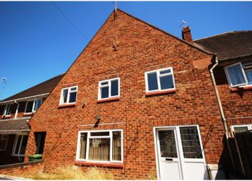 Thumbnail 5 bed terraced house for sale in Bredon Avenue, Kidderminster