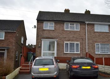 Thumbnail 3 bed semi-detached house for sale in Hawfield Road, Tividale