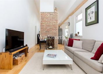 Thumbnail 2 bed flat for sale in Hermitage Road, Finsbury Park, London
