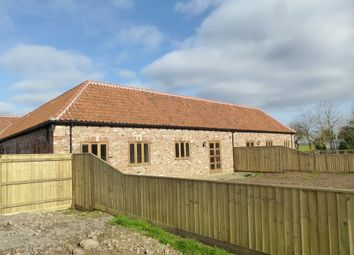 Thumbnail 3 bed barn conversion for sale in Gorefield Road, Leverington, Wisbech