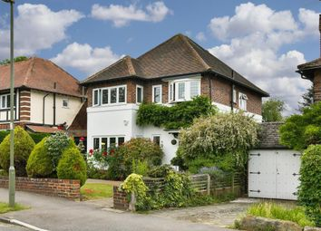 Thumbnail 4 bed detached house for sale in Hillcrest Gardens, Esher