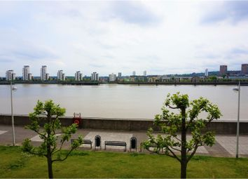 Thumbnail 2 bed flat for sale in Sheerness Mews, Victoria Dock