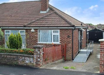 Thumbnail 2 bed semi-detached bungalow for sale in Crossways Crescent, Harrogate