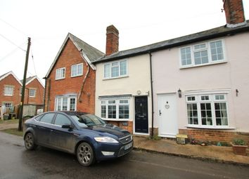 Thumbnail 2 bed semi-detached house to rent in High Beech Cottage, Sampford Hall Lane, Little Sam, Saffron Walden, Essex