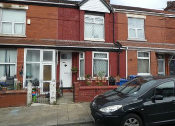 Thumbnail 3 bed terraced house for sale in Partridge Street, Stretford, Manchester.