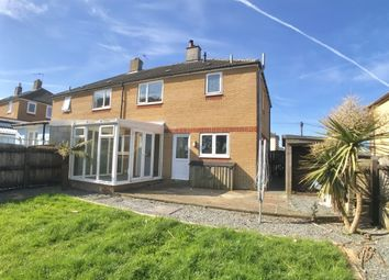 Thumbnail Semi-detached house for sale in Halifax Road, St. Eval, Wadebridge