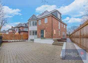 Thumbnail 5 bed detached house for sale in Ashley Lane, London