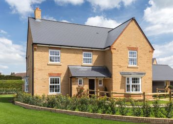 "Thumbnail 5 bed detached house for sale in ""Manning"" at Mahaddie Way, Warboys, Huntingdon"