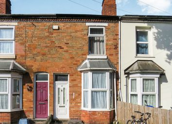 Thumbnail 3 bedroom terraced house for sale in Bellefield Road, Winson Green, Birmingham