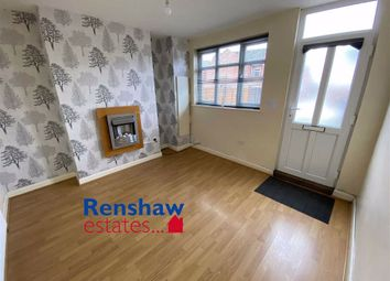 Thumbnail 2 bed terraced house for sale in Cromwell Terrace, Ilkeston, Derbyshire