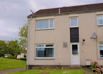 Thumbnail 3 bed end terrace house for sale in Campion Court, Ayr