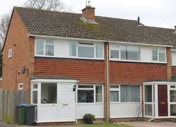 Thumbnail 3 bed end terrace house to rent in Broome Close, Horsham