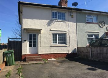 Thumbnail 2 bedroom semi-detached house for sale in Tansley Hill Avenue, Dudley