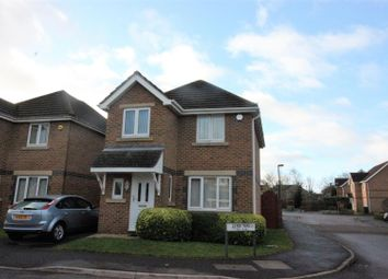 Thumbnail 3 bedroom detached house for sale in Lyme Way, Swindon