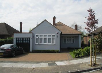 Thumbnail 3 bed bungalow to rent in Brook Close, Gidea Park