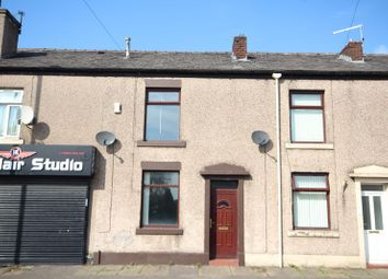 Thumbnail 2 bed terraced house for sale in Milnrow Road, Rochdale