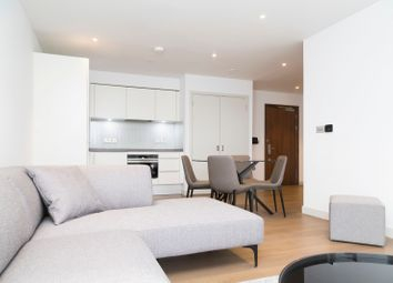 Thumbnail 2 bed flat to rent in Elephant Road, London