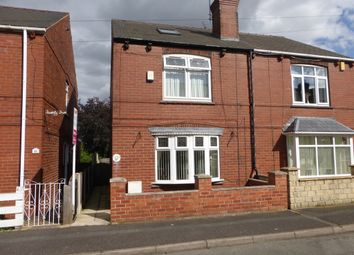 Thumbnail 3 bedroom semi-detached house for sale in Queens Terrace, Mexborough