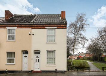 Thumbnail 2 bed end terrace house for sale in Foster Street, Walsall