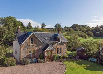 Thumbnail 5 bed detached house for sale in Easter Borland, Thornhill, Stirling