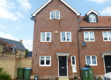 Thumbnail 3 bed end terrace house for sale in Keswick Street, Aylesbury