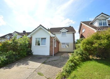 Thumbnail 4 bed link-detached house for sale in Hertford Road, Clare, Suffolk
