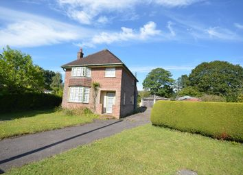 Thumbnail 3 bed detached house for sale in Bingham Drive, Lymington