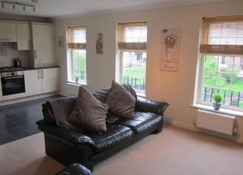 Thumbnail 2 bed flat for sale in Langmere Close, Barnsley