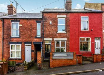 Thumbnail 3 bed terraced house for sale in Marion Road, Sheffield
