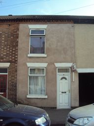 Thumbnail 2 bed terraced house for sale in Uxbridge Street, Burton On Trent
