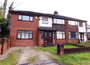 Thumbnail 4 bed semi-detached house for sale in Church Lane, Farington Moss, Leyland, Lancashire