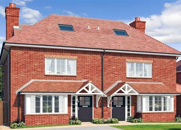 Thumbnail Semi-detached house for sale in Earl's Grove, Sandcross Lane, Reigate, Surrey