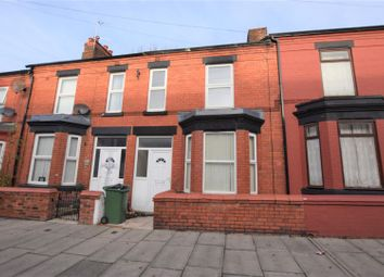 Thumbnail 3 bed terraced house to rent in Raffles Road, Tranmere, Birkenhead