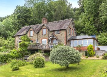 Thumbnail 3 bed cottage for sale in Leinthall Starkes, Shropshire