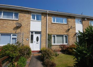 Thumbnail 3 bed terraced house for sale in Salisbury Close, Ashington