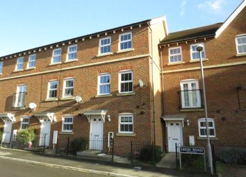 Thumbnail 3 bed terraced house for sale in Leigh Road, Sittingbourne