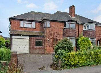 Thumbnail 6 bed semi-detached house for sale in Valley Lane, Lichfield