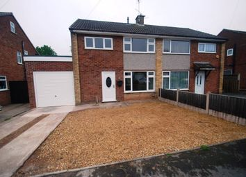Thumbnail 3 bed property to rent in Camborne Close, Stafford