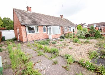 Thumbnail Semi-detached bungalow for sale in Cottage Row, Leicester