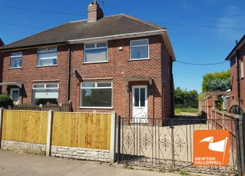 Thumbnail 3 bed semi-detached house for sale in Recreation Drive, Langwith Junction, Mansfield