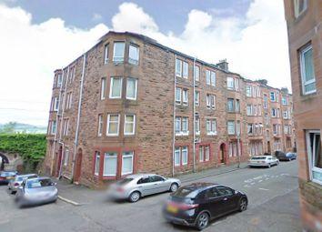 Thumbnail 1 bed flat for sale in 32, Highholm Street, Port Glasgow PA145Hl