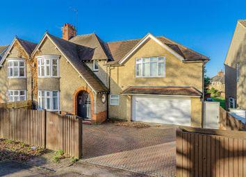 Thumbnail 5 bed semi-detached house for sale in Doddington Road, Wellingborough