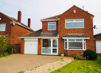 Thumbnail 3 bed property to rent in Wharfedale Drive, North Hykeham, Lincoln