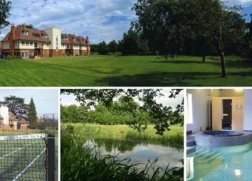Thumbnail 3 bed flat to rent in Tidmarsh Grange, Tidmarsh, Reading