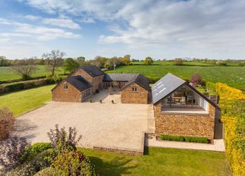 Thumbnail 5 bed barn conversion for sale in Hook Norton, Banbury, Oxfordshire