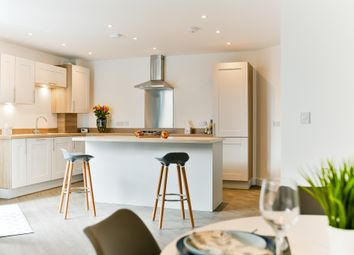 Thumbnail 2 bed penthouse for sale in Chase Court, Chase Road, Epsom