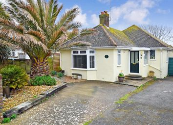 Thumbnail 3 bed detached bungalow for sale in Tyedean Road, Telscombe Cliffs, Peacehaven, East Sussex