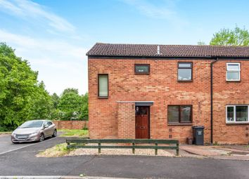Thumbnail 2 bed end terrace house for sale in Franklin Close, Norton Fitzwarren, Taunton