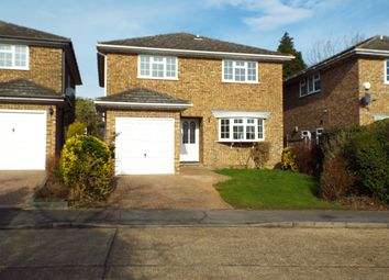 Thumbnail 4 bedroom detached house to rent in The Robins, Hook End, Brentwood